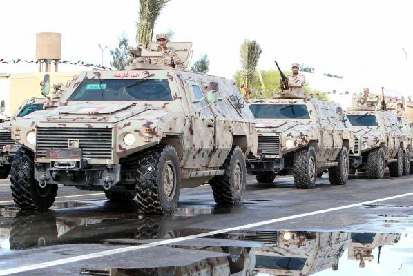 Libyan National Army Launches Military Operation Against Sudanese Rebels In Southeastern Libya