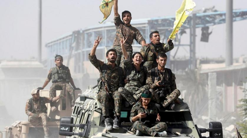 Syrian Democratic Forces Repel Large ISIS Attack On Their Positions In al-Bahrah Village