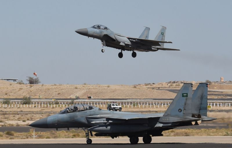 Saudi-led Coalition Boosts Operations In Central And Northern Yemen