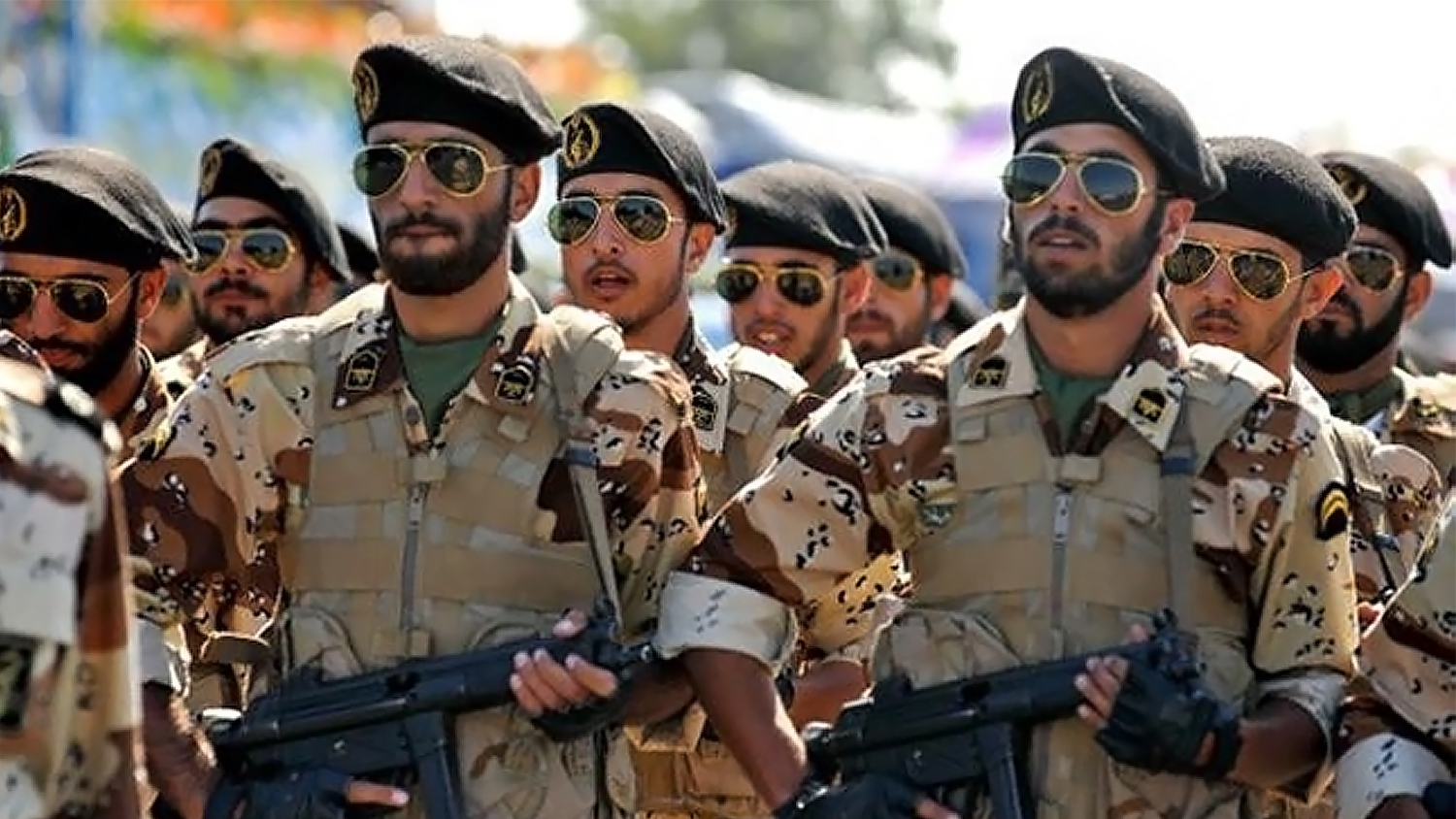 Iran's Revolutionary Guards To Establish Tribal Force In Syria's Deir Ezzor