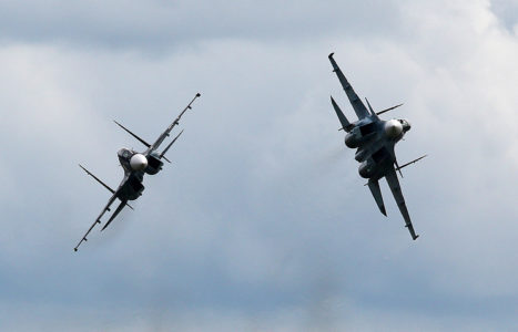 Russia To Supply Six Su-30 Multirole Fighters To Myanmar
