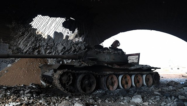 Russian Defense Ministry: Syrian Forces Encircled 1,500 Militants In Eastern Idlib