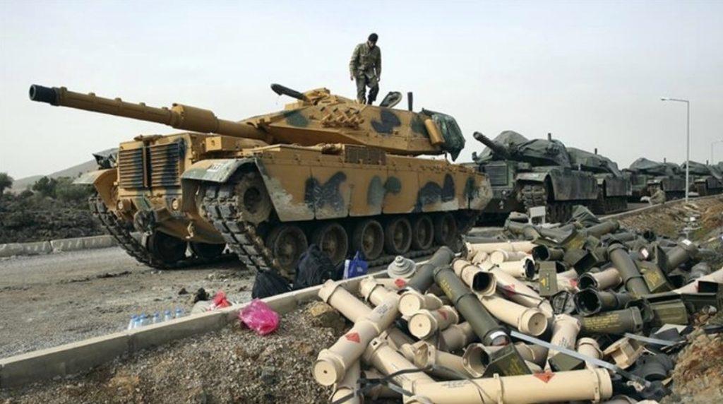 Turkish Armed Forces, FSA Restore Control Over Birsaya Mount