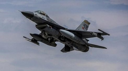 Turkish Air Force Carries Out Airstrikes On PKK Strong Points In Iraq