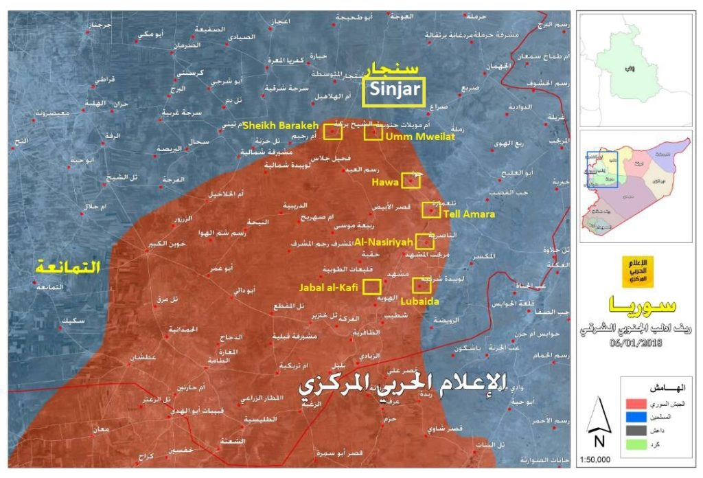 Syrian Army Achieves Major Breakthrough Against Militants In Southern Idlib (Map, Photos, Video)