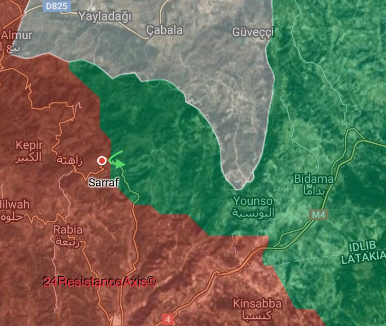 Government Forces Repelled Militant Attack In Latakia - Reports