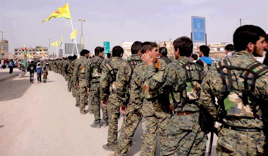1,300 Kurdish Fighters Will Participate In Upcoming Attack Of Syrian Army In Aleppo – Report