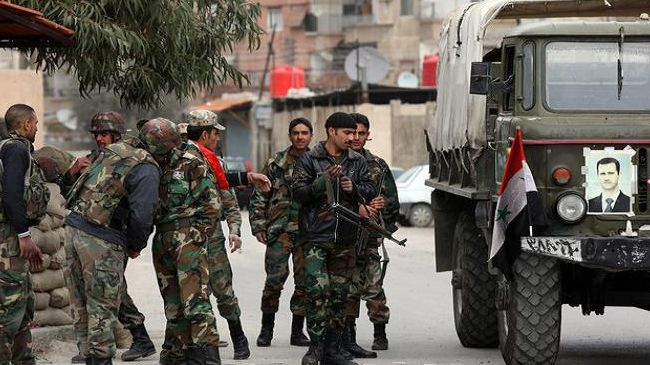Fierce Clashes In Armoured Vehicle Base In Eastern Ghouta. Syrian Military Deploys Reinforcements