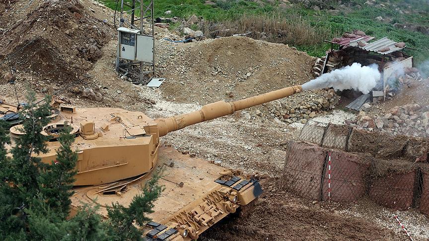 Turkish General Staff: 343 'Terrorists' Killed In Afrin