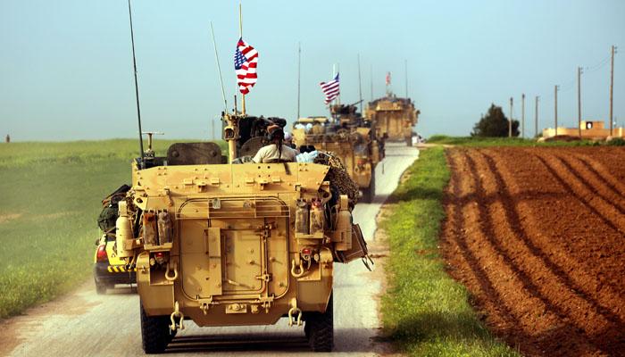 Car Bomb Explosion Targets U.S. Convoy Near Key Gas Facility In Eastern Syria