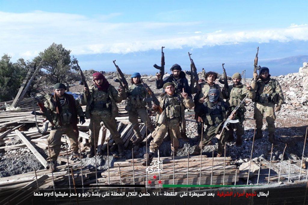 Turkish Military: 394 'Terrorists' Neutralized Under Operation Olive Branch