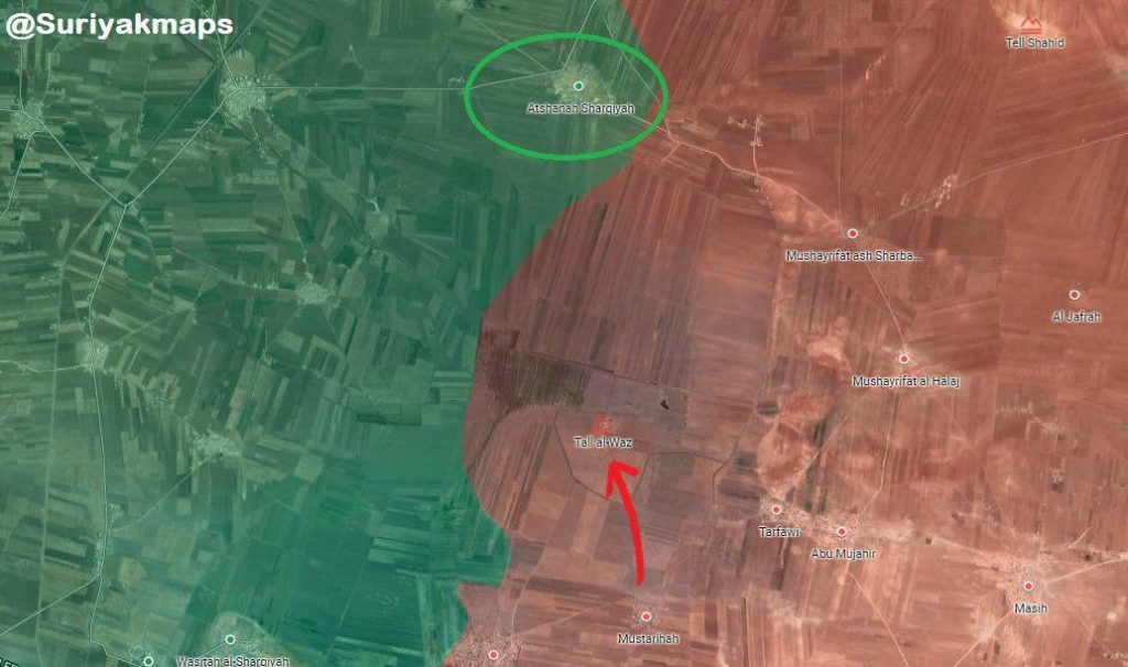 Syrian Army Advances North Of Abu Duhur Airbase, Kills Several Commanders Of Hay'at Tahrir al-Sham