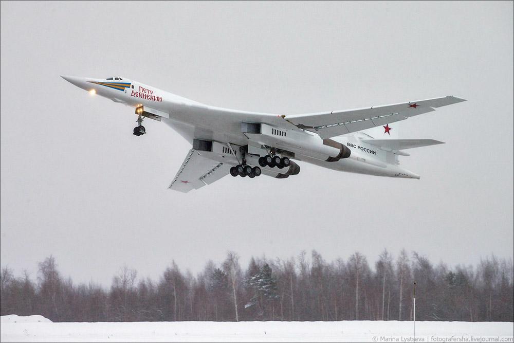 The Flight of the White Swan: Tu-160 Fleet Modernization and Expansion