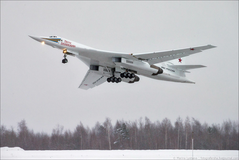 The Flight of the White Swan: Tu-160 Fleet Modernization and Expansion