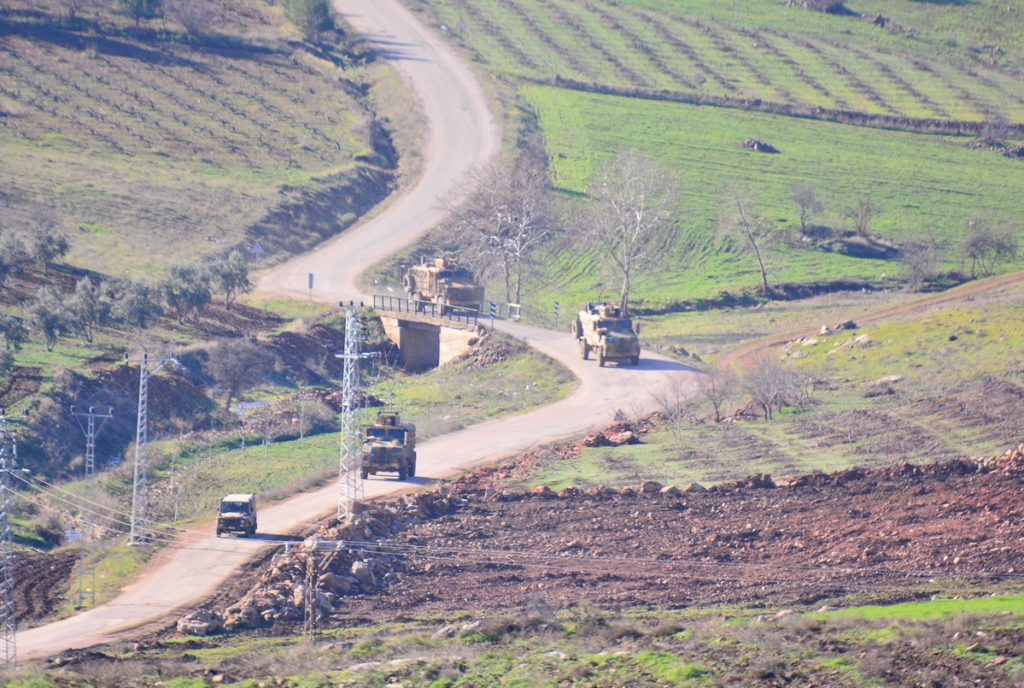 Turkish Forces Reportedly Capture 2 More Villages In Afrin, Claim Killing Of 33 Kurdish Fighters