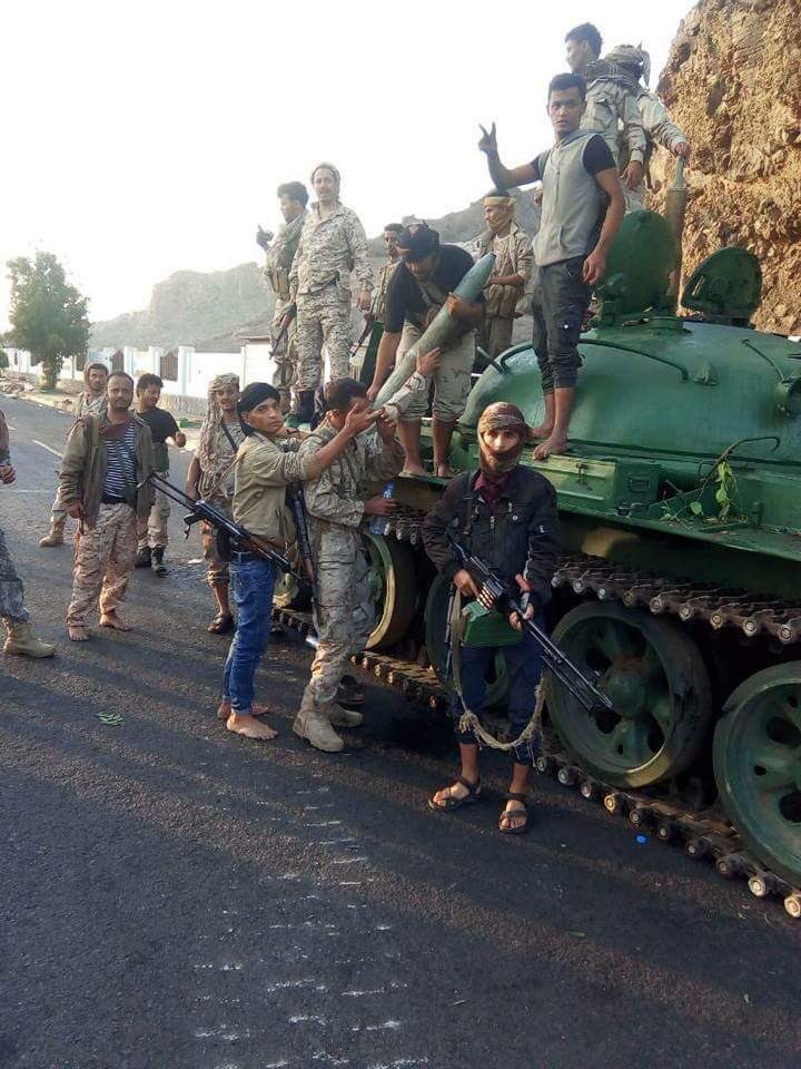 UAE-backed Separatists Capture Large Parts Of Aden City From Saudi-backed Forces