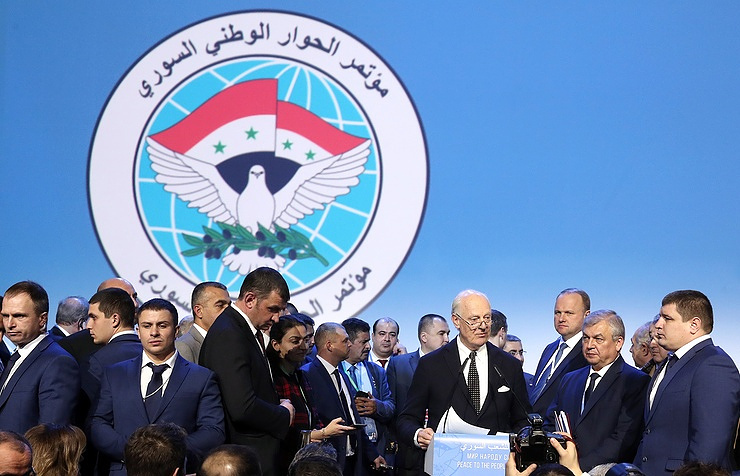 Syrian National Dialogue Congress Participants Adopt Final Statement On Country's Future