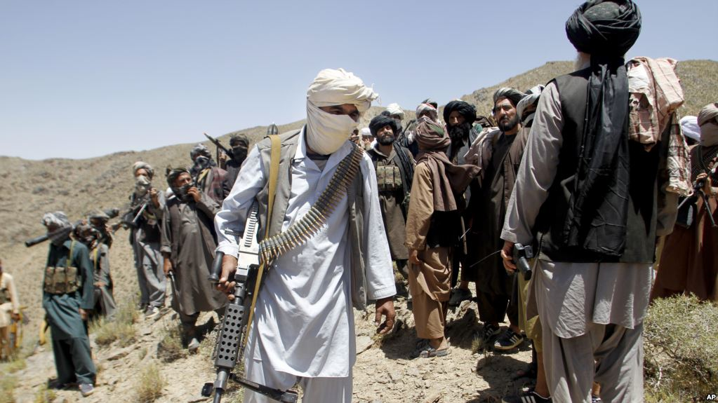 Taliban Strength Is At Least 60,000 Fighters - US Officials