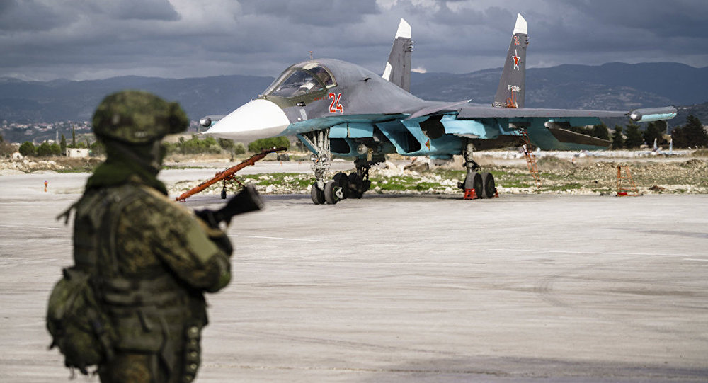 Russian Aerospace Forces Hit Militants In Northwestern Idlib
