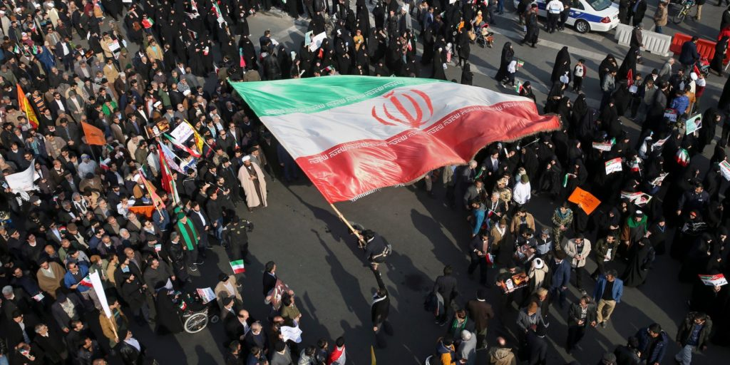 The Islamic Republic of Iran and the Right to Protest