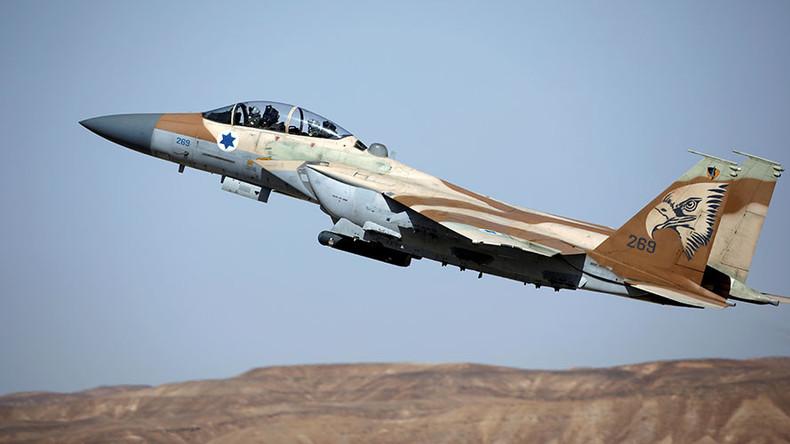 Israeli Warplanes Strike Hezbollah Convoy In Syria's Zabadani - Israeli Media