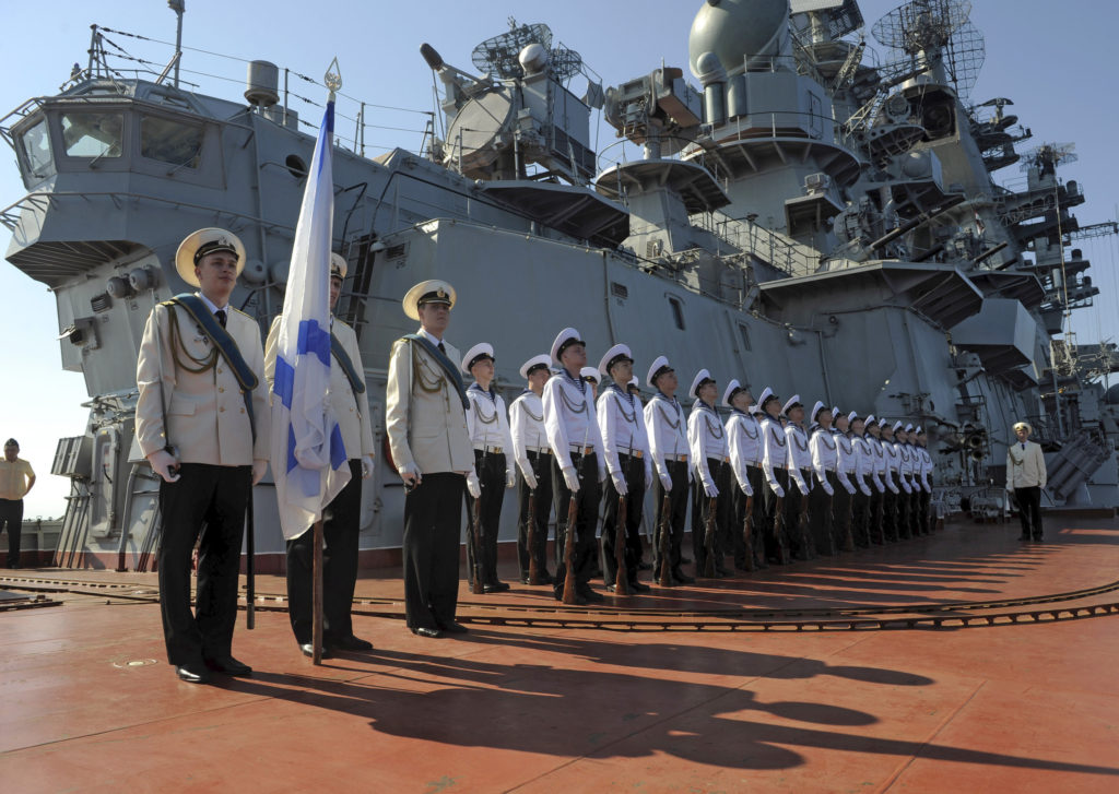 Terrorists May Use Explosive-Laden Boats Against Russian Warships In Syria