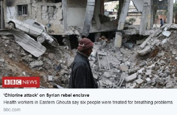 BBC Betrays the Most Basic Journalistic Principles When It Comes to Syria