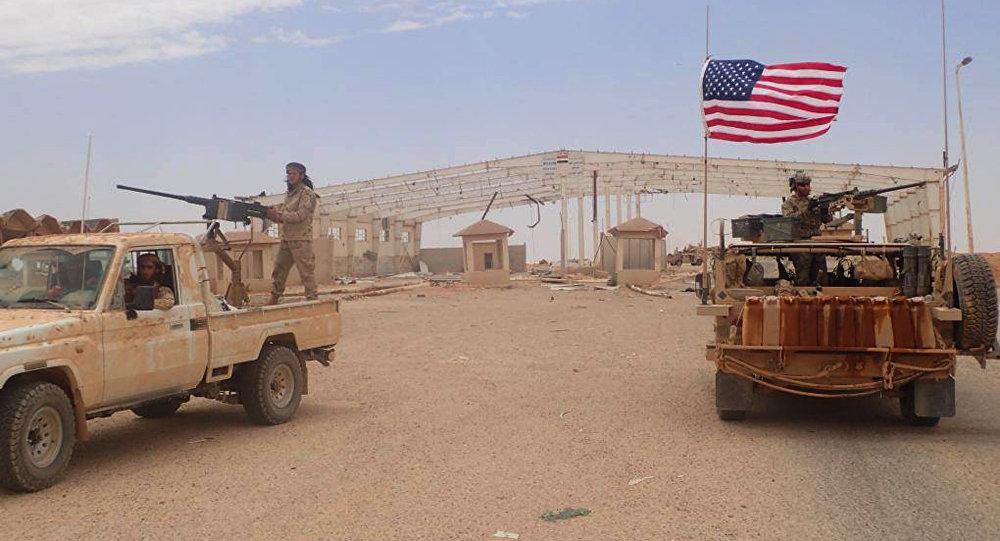 Free Syrian Army Commanders Visit Washington - Reports