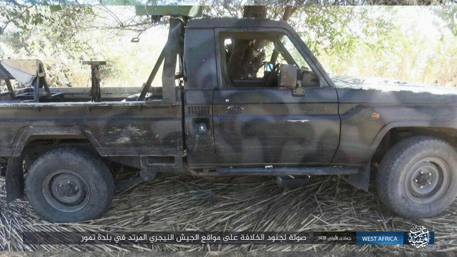 In Photos: ISIS Attack On Nigerian Army Near Lake Chad