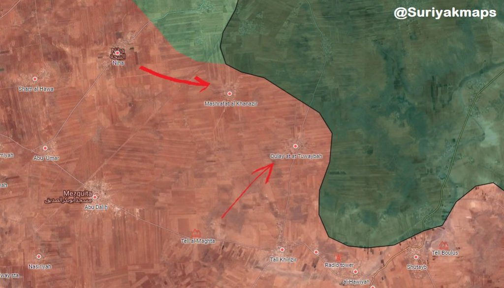 Syrian Troops Liberated 7 Villages From Militants In Southern Idlib (Maps)