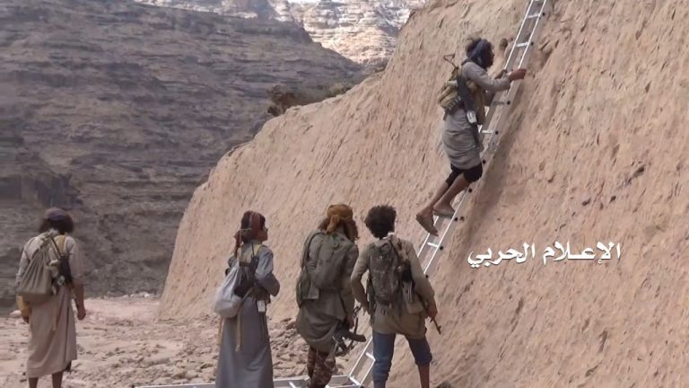 Close Combat Footage: Houthis Successfully Storm Fortified Positions Of Saudi-led Forces In Yemen's Narjan
