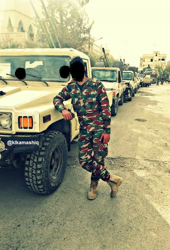 Syrian Government Forces Receive Iranian Multipurpose Military Vehicles (Photos)