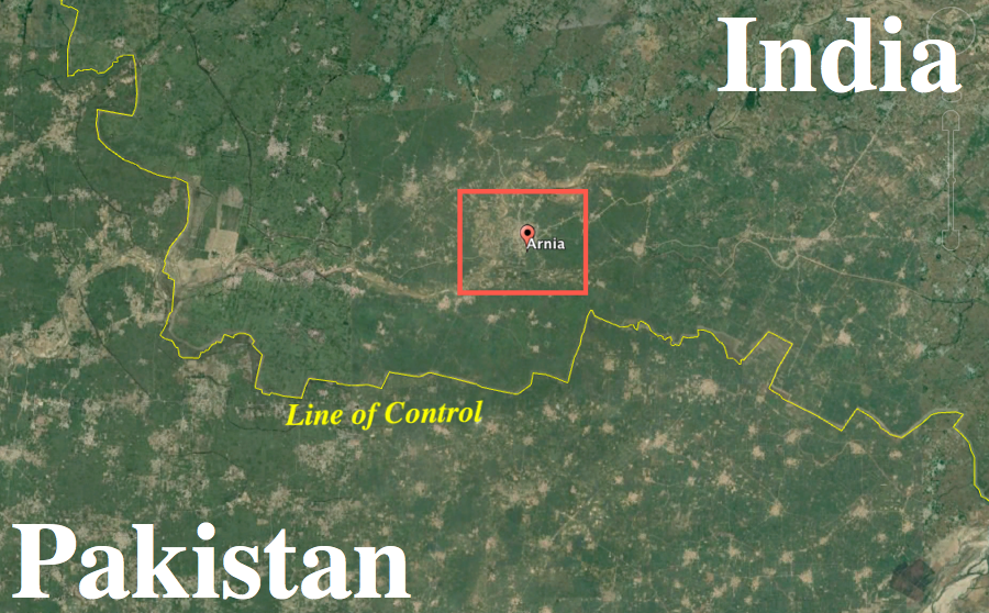 40,000 Indians Flee As Fighting Erupts On Pakistan Border