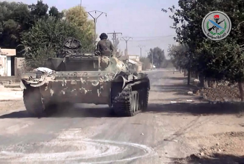 Government Forces Advance In Abu al-Duhur Area, Capture More Points From Militants - Reports