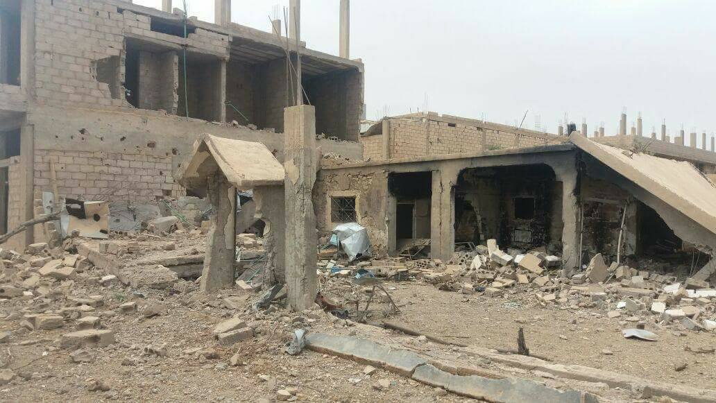 Syrian Democratic Forces Captured Key Town In Southeastern Deir Ezzor (Video)