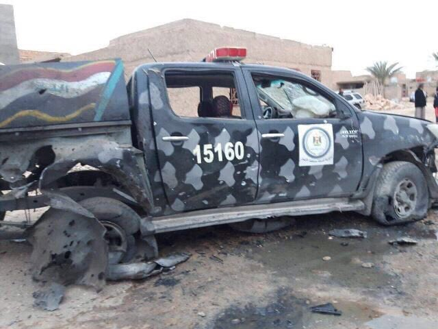 US Helicopters Attack Convoy Of Iraqi Security Forces. At Least 8 Killed, Over 20 Injured (Photos)
