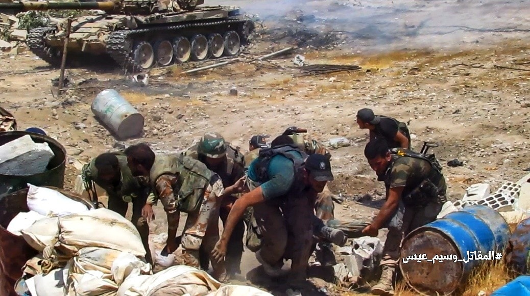 Syrian Army Advances On Two Fronts In Eastern Damascus (Videos)