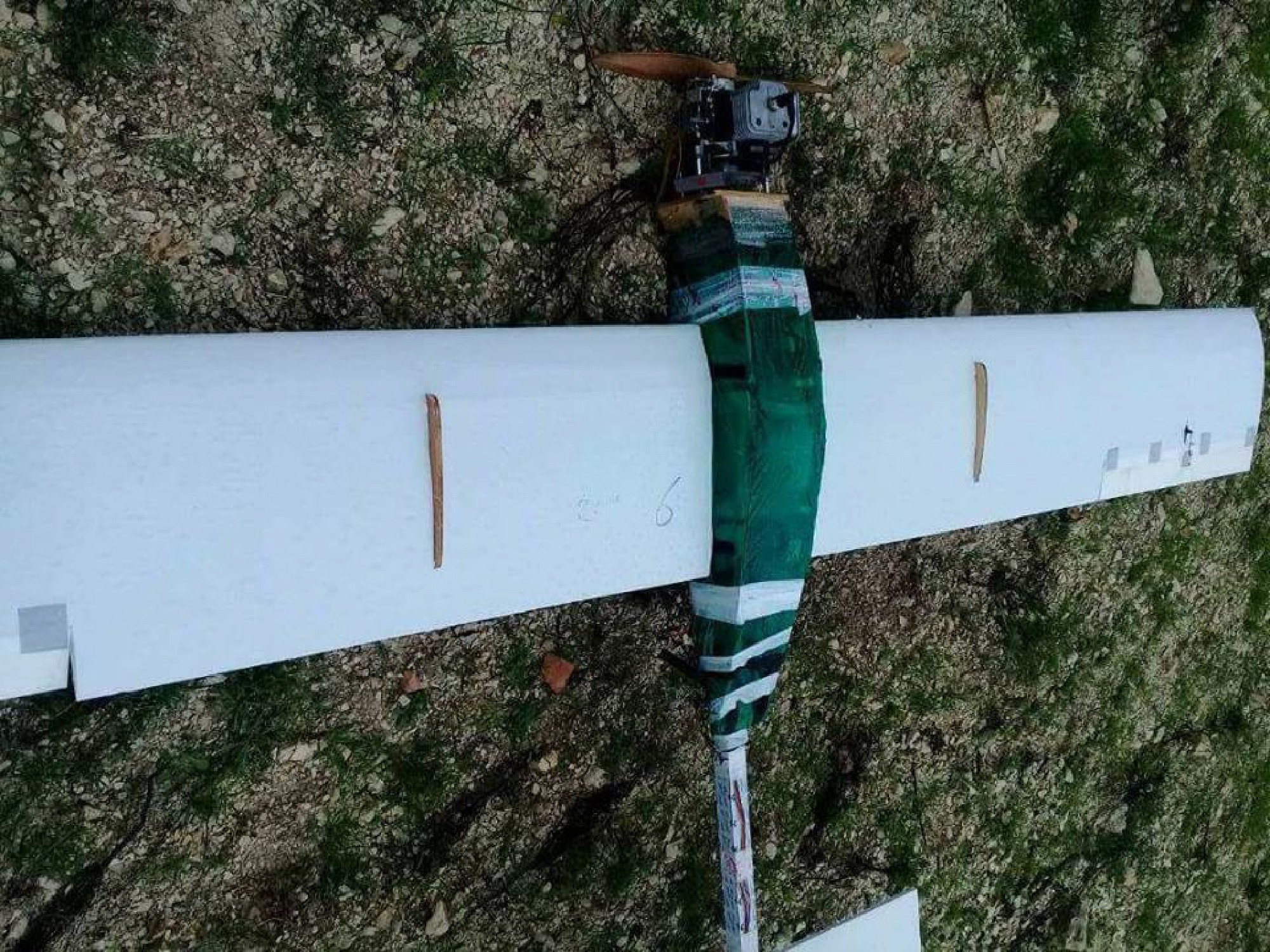 Syrian National Defense Forces Shoot Down Two Armed UAVs Near Hmeimim Airbase