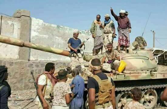 Saudi-led Coalition Resumes Its Advance On Yemen's Western Coast