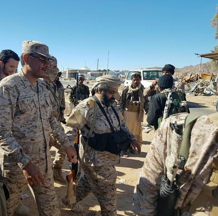 Saudi-led Coalition Captured Key Mount In Northern Yemen