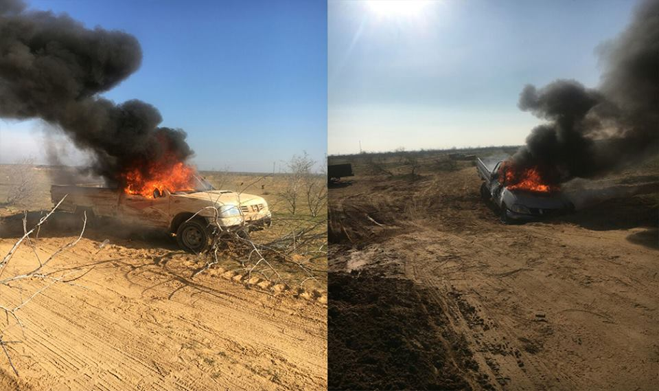 Egyptian Army Conducts Series Of Operations Against ISIS In Sinai Peninsula (Photos)