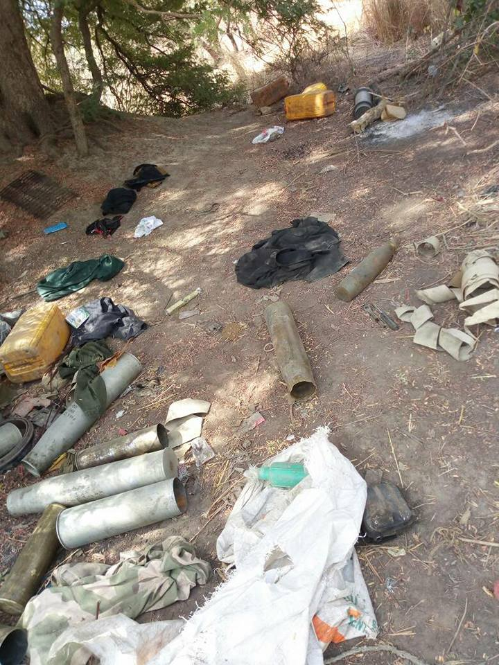 Army Сonducts Successful Operation Against Boko Haram In Northeastern Nigeria (Photos, Video)