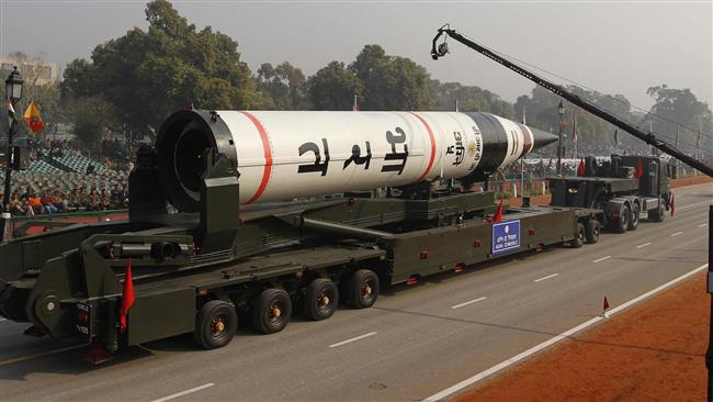 India Successfully Test-Fires Nuclear-Capable ICBM