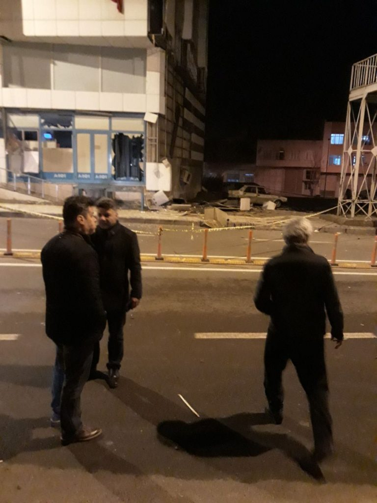 Turkey's Kilis Comes Under Rocket Fire From Syria (Photos)