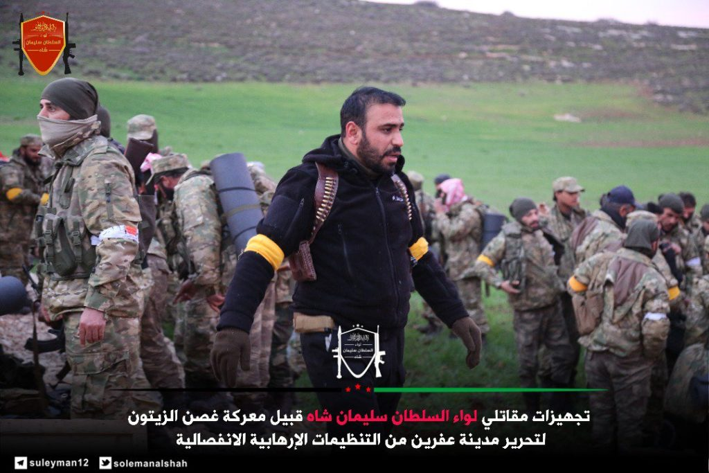 Turkish Army Captures 3 Villages, Several Hills In Afrin Area. YPG Counter-Attacks (Map, Photos, Video)