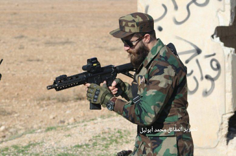 Liwa al-Quds Joins Syrian Army's Advance On Abu al-Duhur Airbase (Photos)