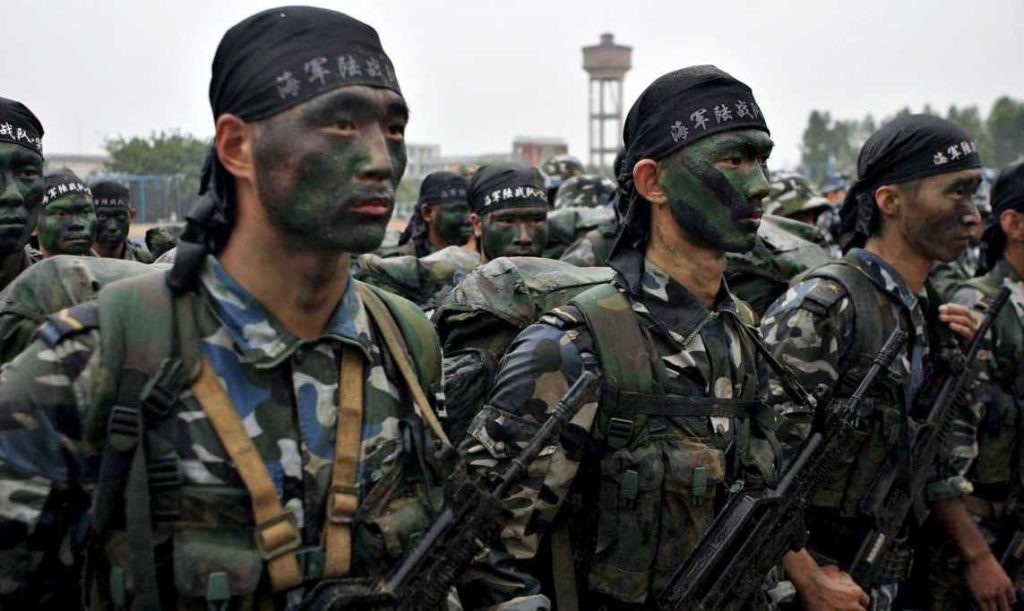 Protecting the Belt and Road Initiative From US-Led Terrorism: Will China Send Troops to Syria?