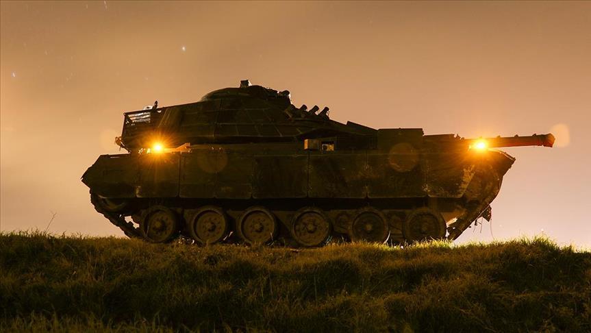 Turkish Ground Forces Entered Afrin At 11:05 AM Sunday - Prime Minister