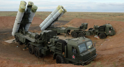 Qatar Wants To Buy S-400 Air Defense Systems From Russia