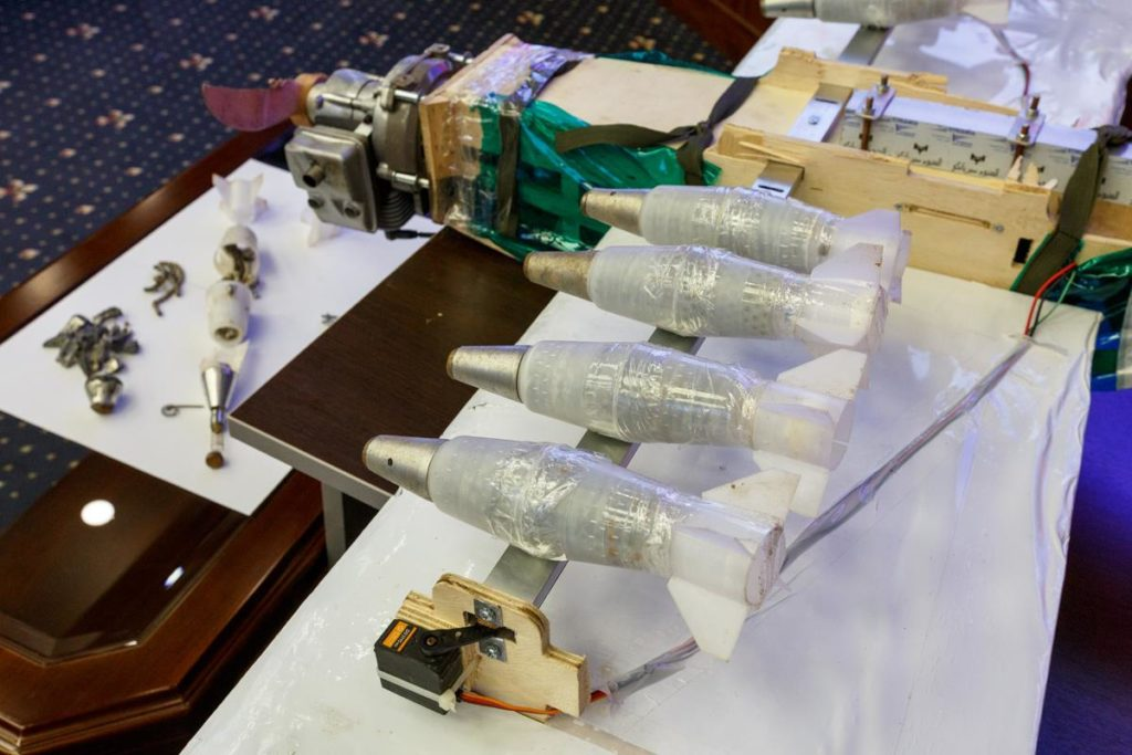 Russian Military Reveals Details About UAV Attack On Its Bases In Syria (Photos)